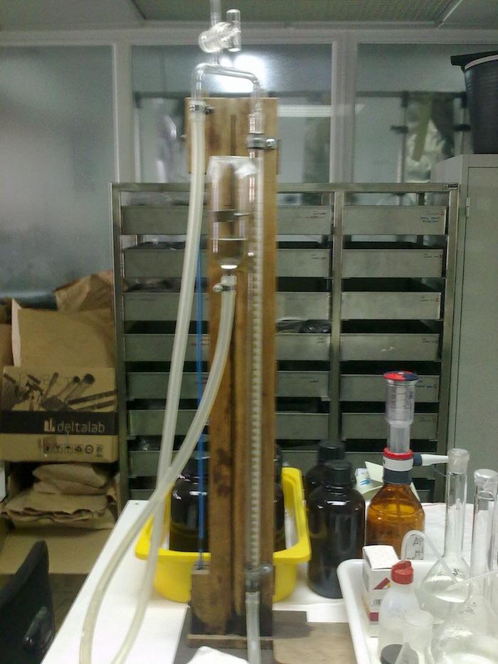 Eudiometer